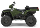 quad Sportsman® X2 570 EPS